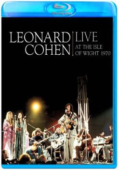 Image of   Leonard Cohen Live At The Isle Of Wight 1970 - Blu-Ray