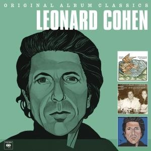 Image of   Leonard Cohen - Original Album Classics - CD