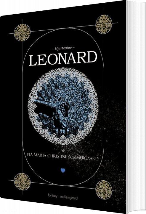 Image of   Leonard - Pia Maria Christine Sommergaard - Bog