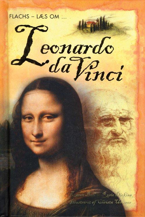 Billede af Leonardo Da Vinci - Rosie Dickins - Bog