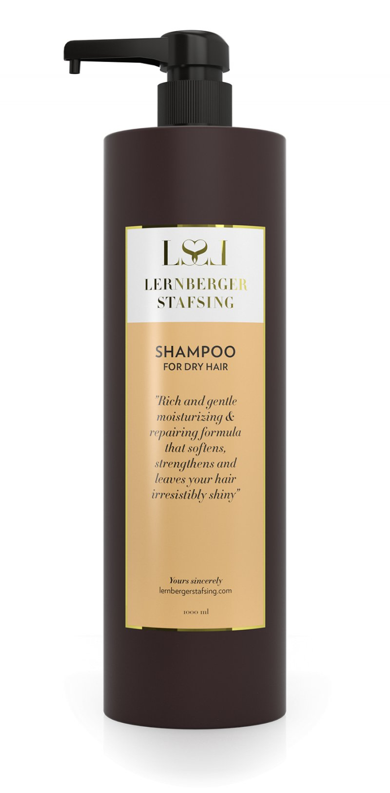 Image of   Lernberger Stafsing - Shampoo Dry Hair 1000 Ml