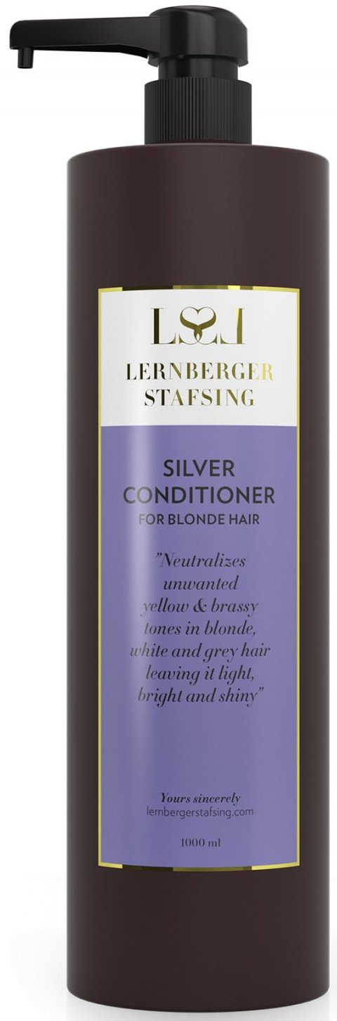 Image of   Lernberger Stafsing - Silver Conditioner 1000 Ml