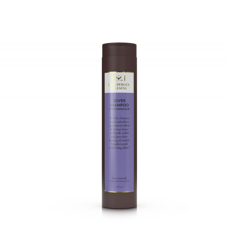 Image of   Lernberger Stafsing - Silver Shampoo For Blonde Hair 250 Ml
