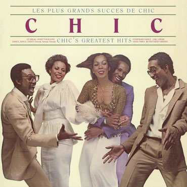 Chic - Les Plus Grands Succes De Chic - Chics Greatest Hits - Vinyl / LP