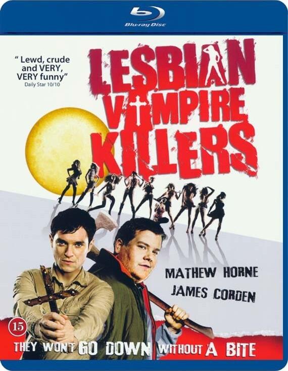Image of   Lesbian Vampire Killers - Blu-Ray