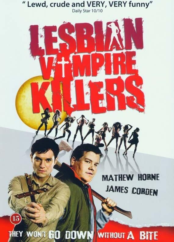 Lesbian Vampire Killers - DVD - Film
