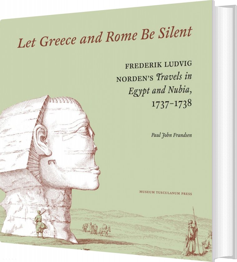 Image of   Let Greece And Rome Be Silent - Paul John Frandsen - Bog