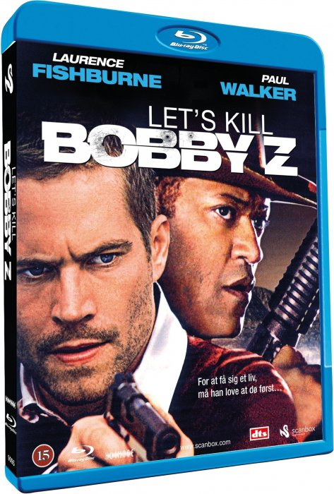 Image of   Lets Kill Bobby Z / Death And Life Of Bobby Z - Blu-Ray