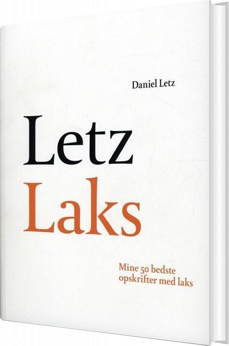Letz Laks - Daniel Letz - Bog