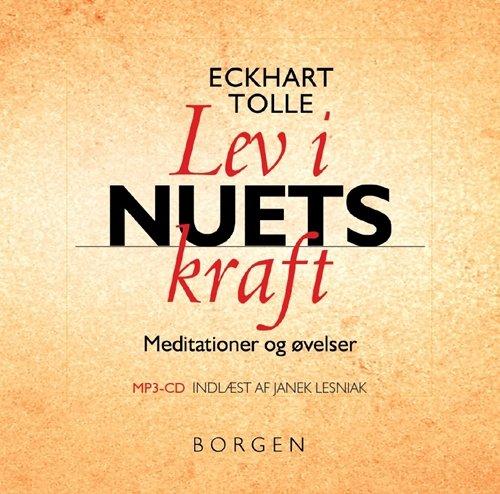Image of   Lev I Nuets Kraft - Eckhart Tolle - Cd Lydbog