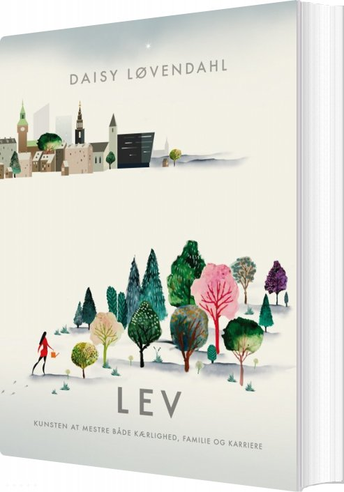 Lev - Daisy Løvendahl - Bog