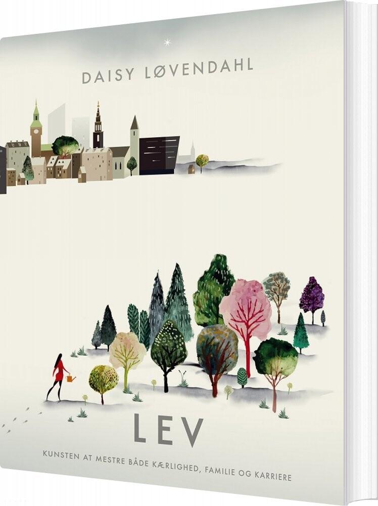Image of   Lev - Daisy Løvendahl - Bog