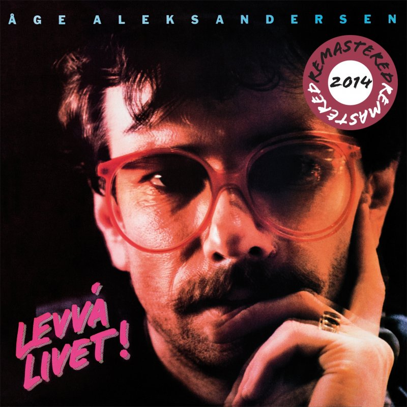 Image of   åge Aleksandersen - Levva Livet - CD