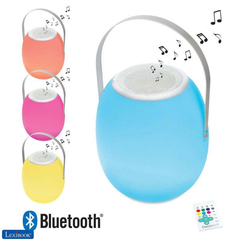 Lexibook – Bluetooth Højttaler – Vandtæt
