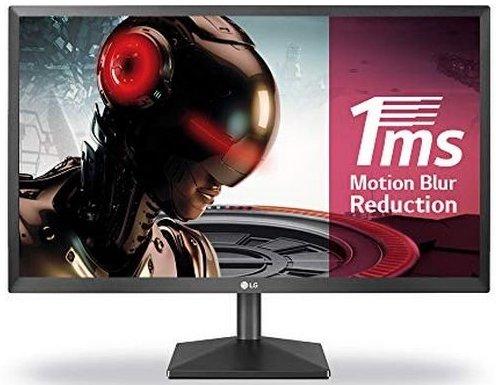 """Billede af 22MK400H-B computer monitor 55.9 cm (22"""") 1920 x 1080 pixels Full HD LED Black"""