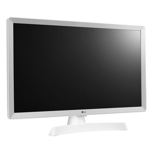 "Image of   Lg 28 "" Smart Tv 28tl510swz - Hd-ready Led Wifi - Hvid"