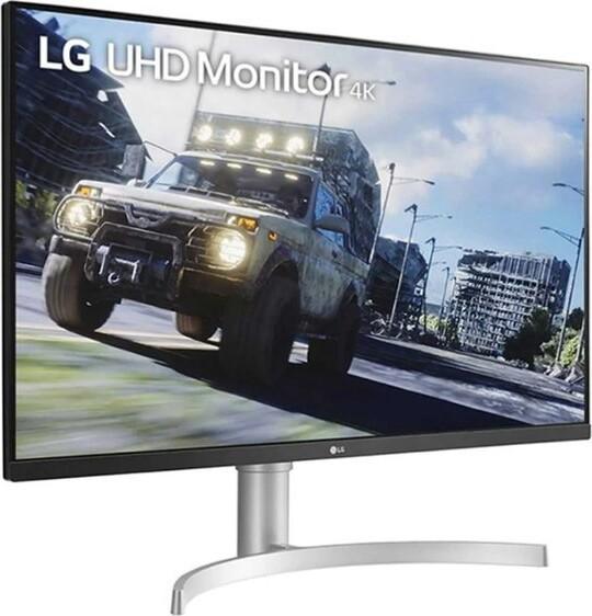 Lg 32un500-w – 31,5″ Gaming Skærm – 4 Ms 4k Hdr10