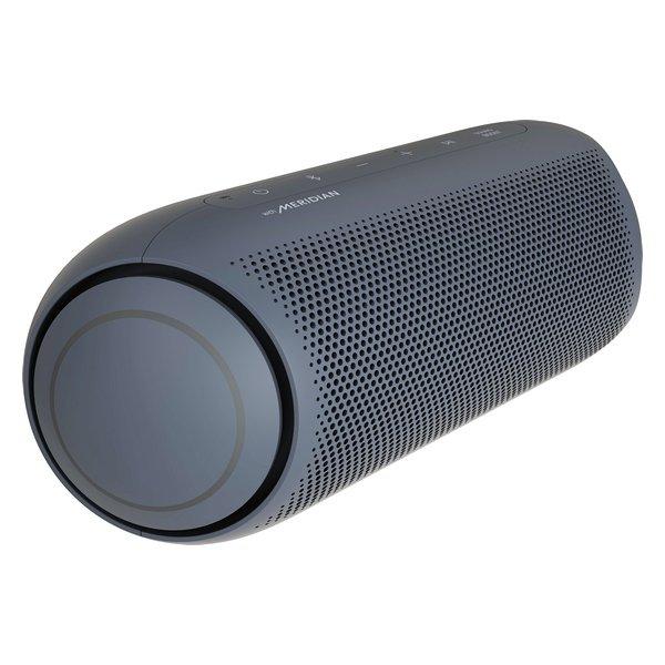 Lg Pl7 – Trådløs Højtaler Med Bluetooth – 24 Timer – Sort