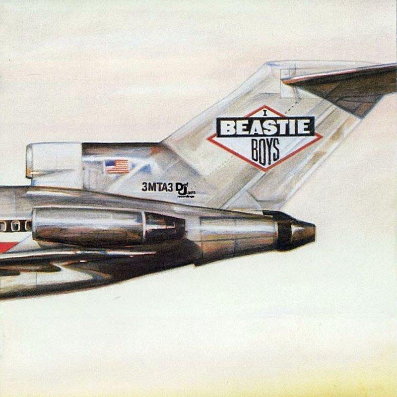 Image of   Beastie Boys - Licensed To Ill - Vinyl / LP