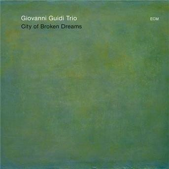 Image of   Giovanni Guidi Trio - City Of Broken Dreams - CD