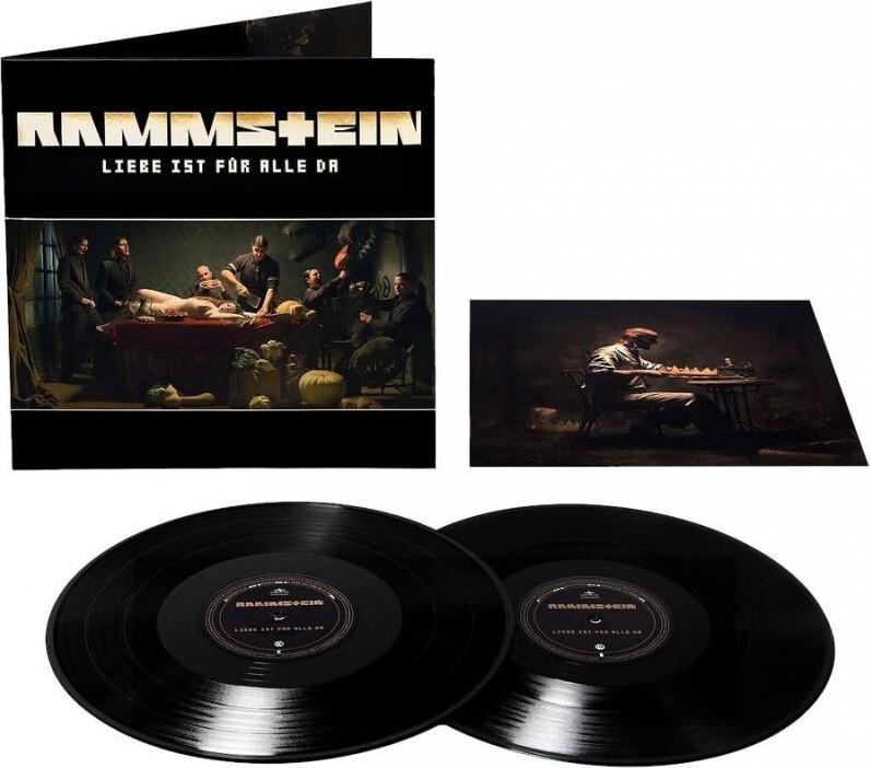 Rammstein - Liebe Ist Für Alle Da - Vinyl / LP