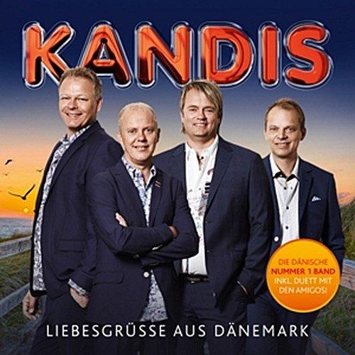 Image of   Kandis - Liebesgrüsse Aus Dänemark - CD