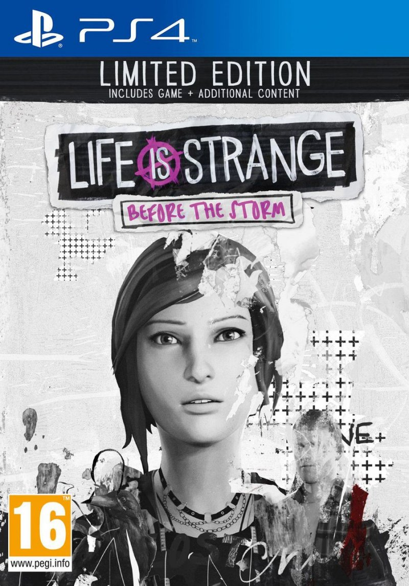 Image of   Life Is Strange: Before The Storm - Limited Edition - PS4