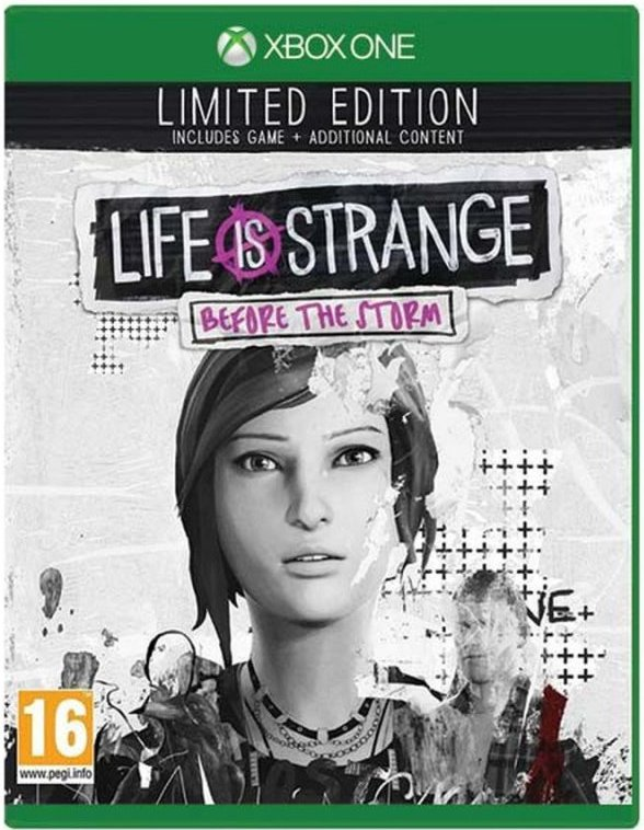 Image of   Life Is Strange: Before The Storm - Limited Edition - Xbox One