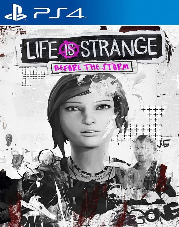 Image of   Life Is Strange: Before The Storm - PS4