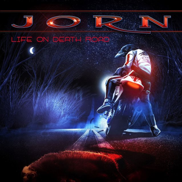 Jorn - Life On Death Road - Colored Edition - Vinyl / LP