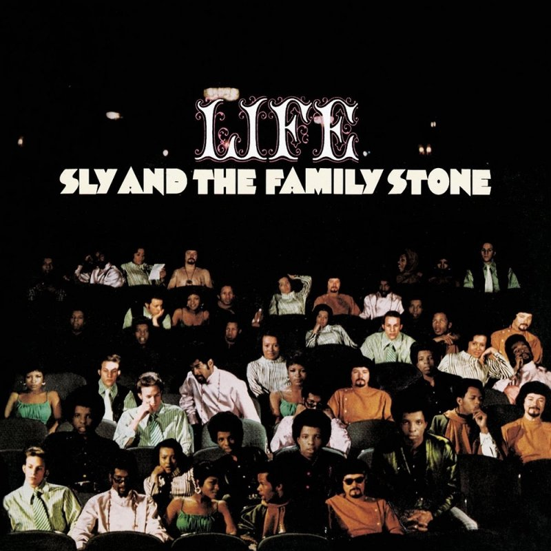 Sly & The Family Stone - Life - Vinyl / LP