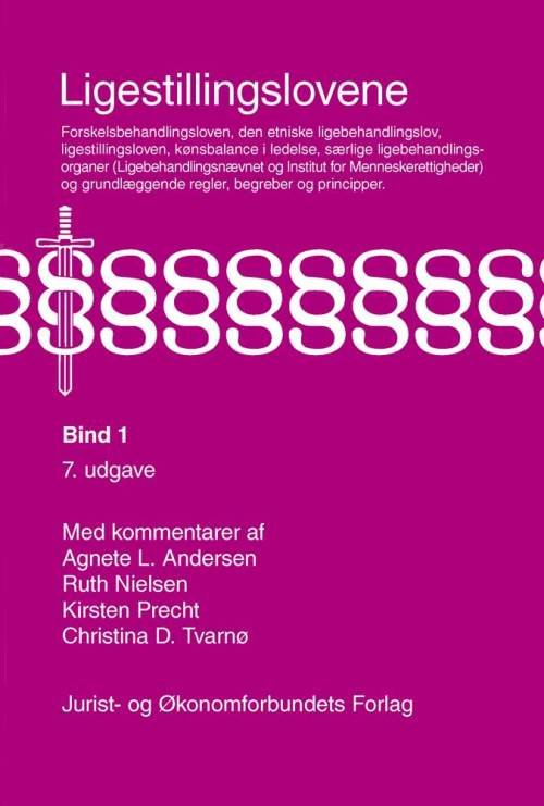 Image of   Ligestillingslovene - Bind 1 - Nielsen - Bog