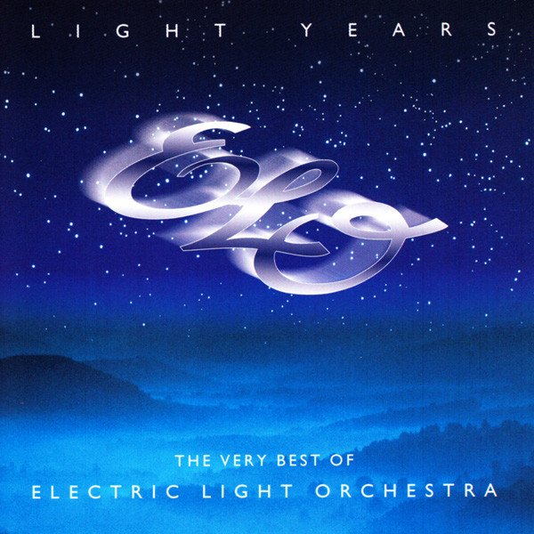 Image of   Electric Light Orchestra - Light Years - Very Best Of - CD
