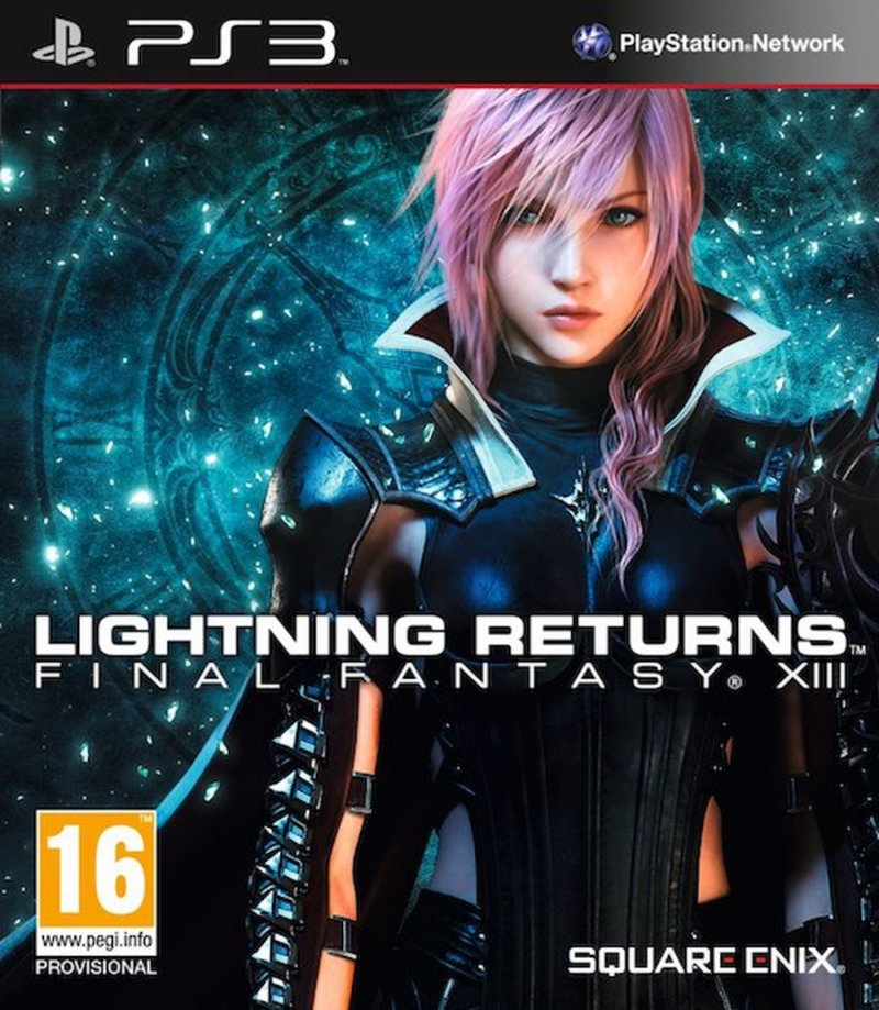 Image of   Lightning Returns: Final Fantasy Xiii - PS3