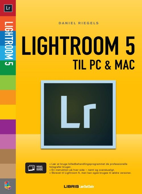 Billede af Lightroom 5 - Daniel Riegels - Bog