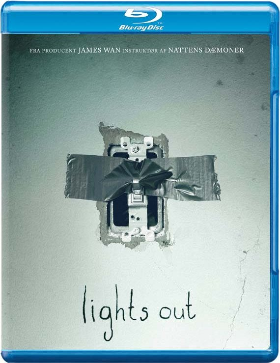 Image of   Lights Out - Blu-Ray