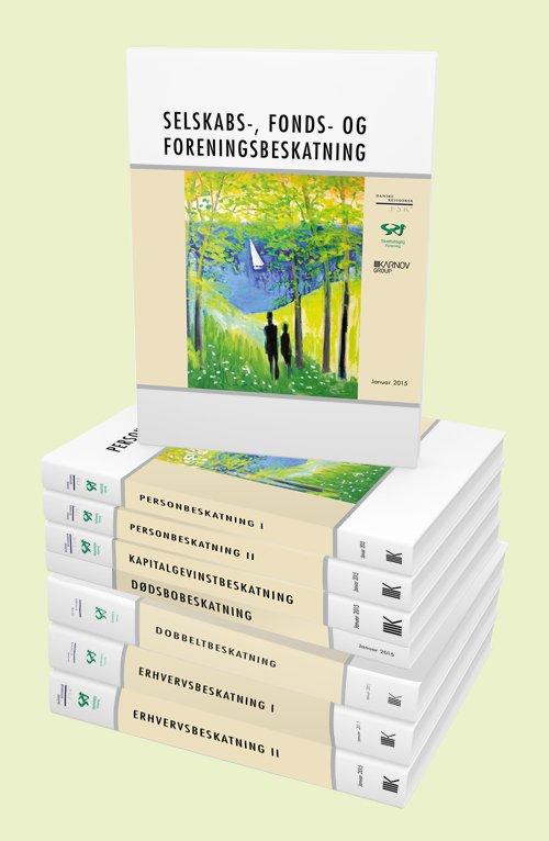 Image of   Ligningsvejledningen 2015/den Juridiske Vejledning, Sæt - Bog
