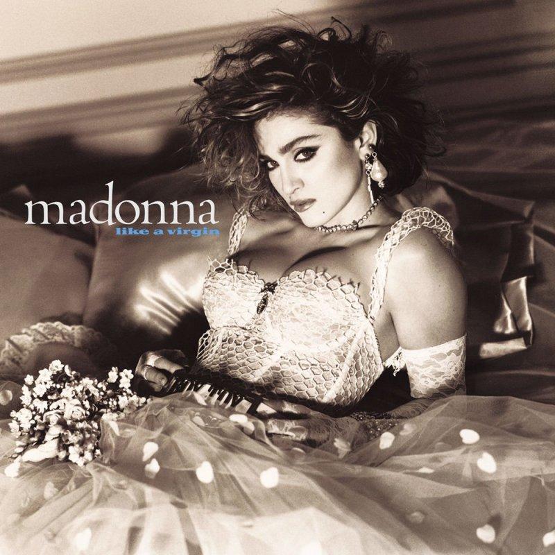 Image of   Madonna - Like A Virgin [remastered] - CD