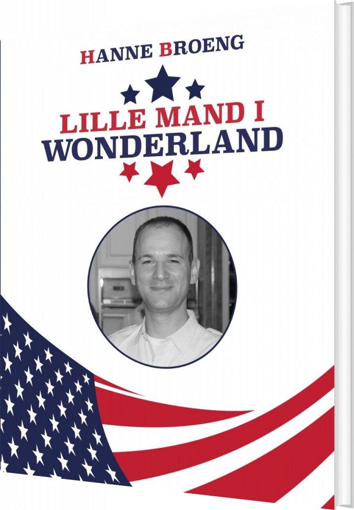 Image of   Lille Mand I Wonderland - Hanne Broeng - Bog