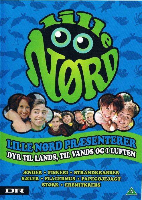 Image of   Lille Nørd 3 - Dyr Til Lands Til Vands Og I Luften - DVD - Film