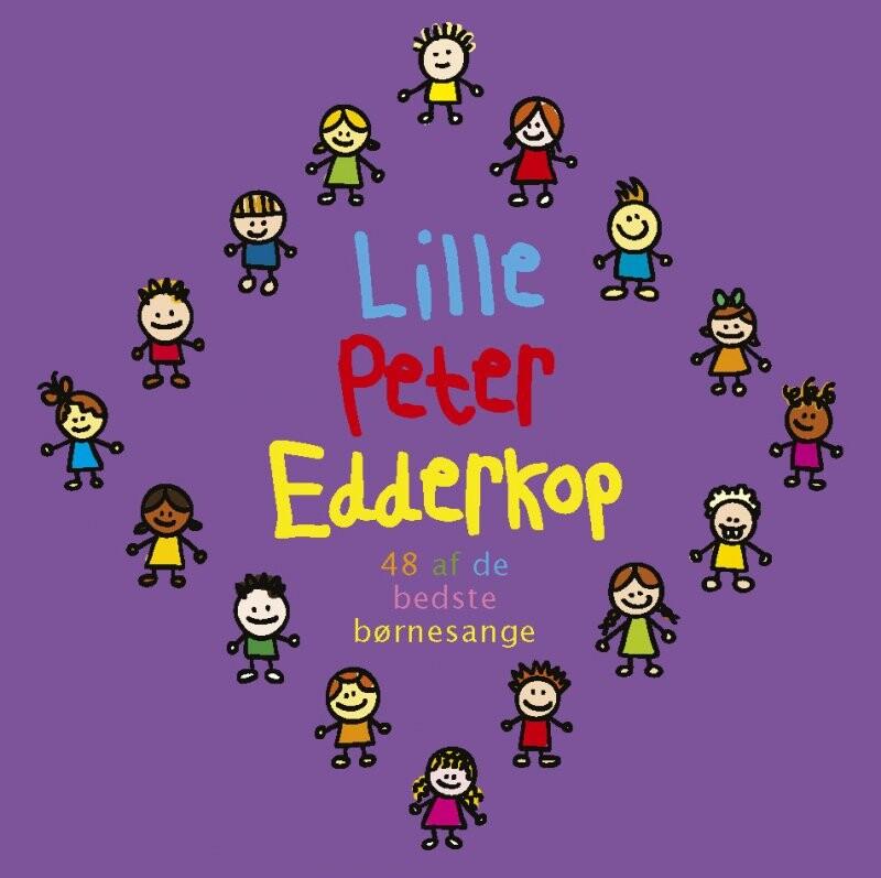 Lille Peter Edderkop - 48 Af De Bedste Børnesange - CD