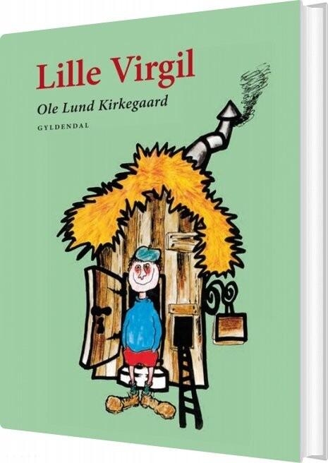 Lille Virgil - Ole Lund Kirkegaard - Bog
