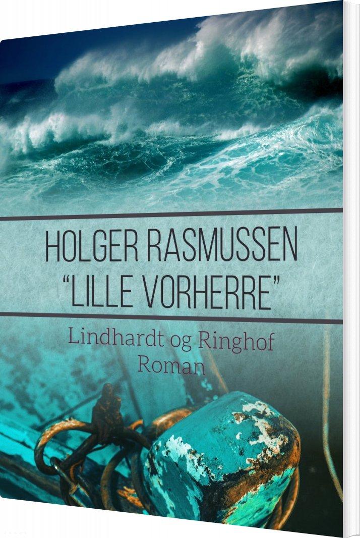 """Image of   """"lille Vorherre"""" - Holger Rasmussen - Bog"""