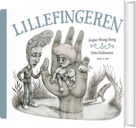 Billede af Lillefingeren - Jesper Wung-sung - Bog