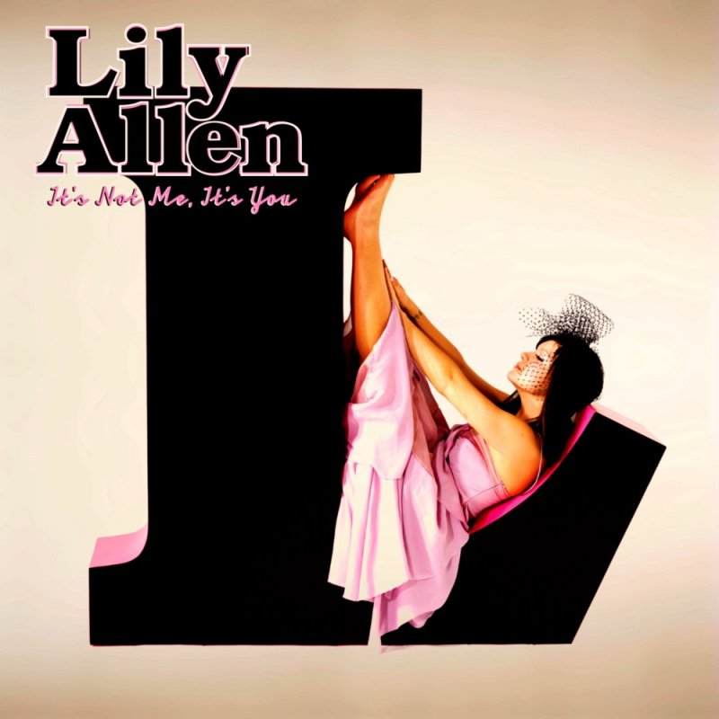 Image of   Lily Allen - Its Not Me Its You - CD