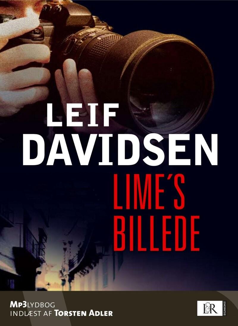 Image of   Limes Billede - Mp3 - Leif Davidsen - Cd Lydbog