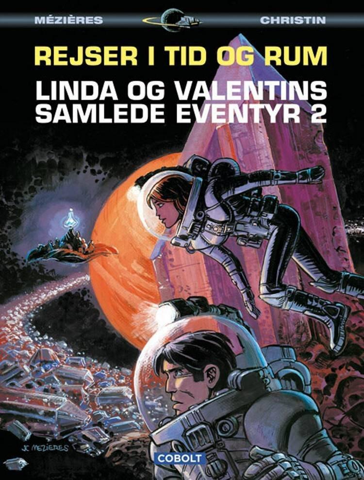 Image of   Linda Og Valentins Samlede Eventyr 2: Rejser I Tid Og Rum - Pierre Christin - Tegneserie
