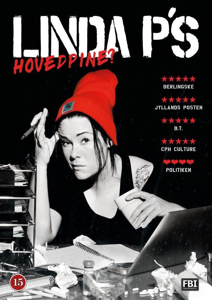 Image of   Linda P - Hovedpine - DVD - Film