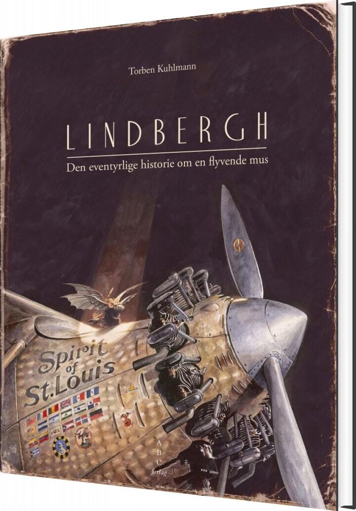 Image of   Lindbergh - Torben Kuhlmann - Bog