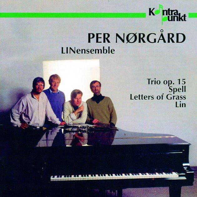 Image of   Linensemble - Trio Op.15 - CD